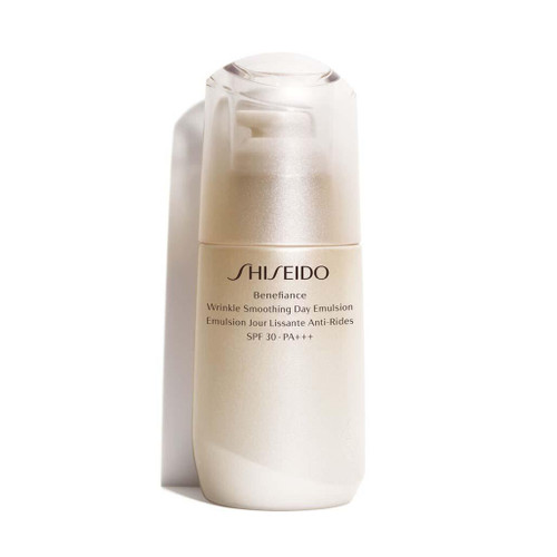 Shiseido Benefiance Wrinkle Smoothing Day Emulsion - 75ml