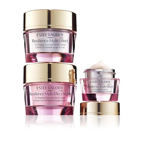 Estee Lauder Resilience Multi-Effect 3pcs Skincare Set