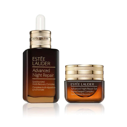 Estee Lauder Advanced Night Repair Face Serum and Eye Supercharged Complex Set