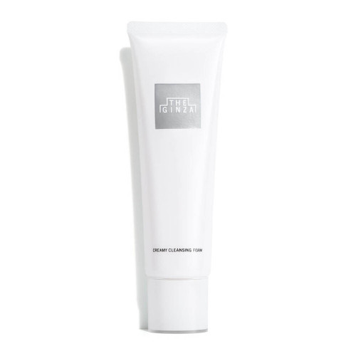 THE GINZA CREAMY CLEANSING FOAM