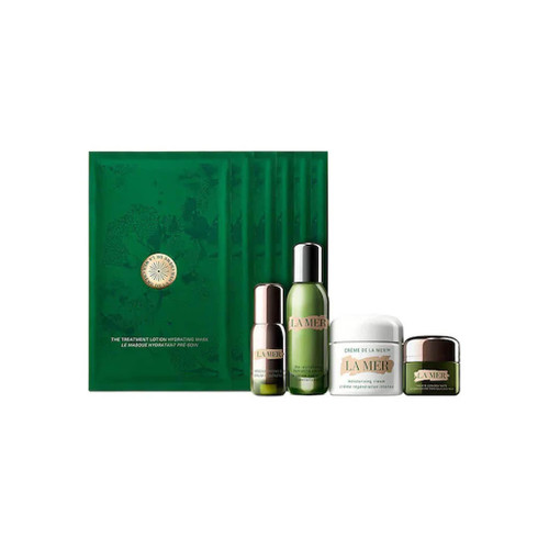 La Mer The Arrive Hydrated Collection