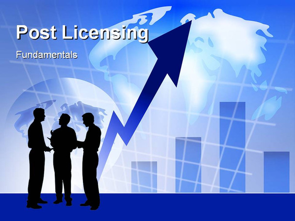 Required Post License 8 hour course. This scenario based course builds on the skills taught in the sales prelicense courses and is recommended to be taken within the first 1-6 months of licensing.