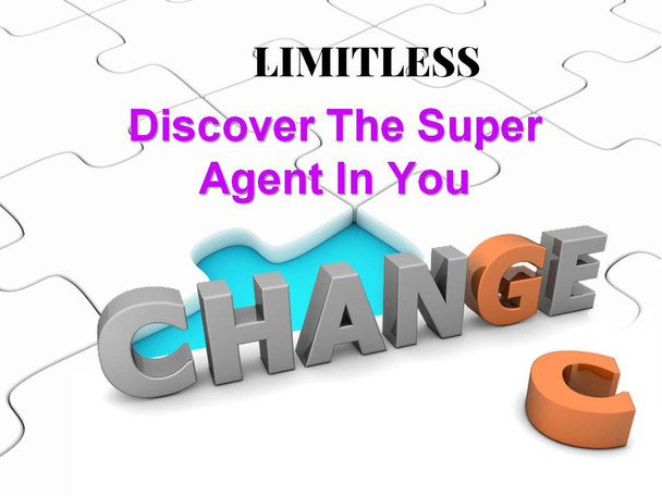 LIMITLESS - Discover the Super Agent in You!