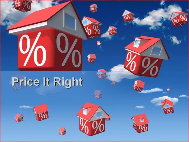 PRICE IT RIGHT-CMA & Appraisals - Stewart Meridian