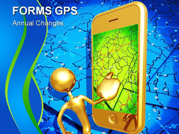 Forms GPS - Annual Changes