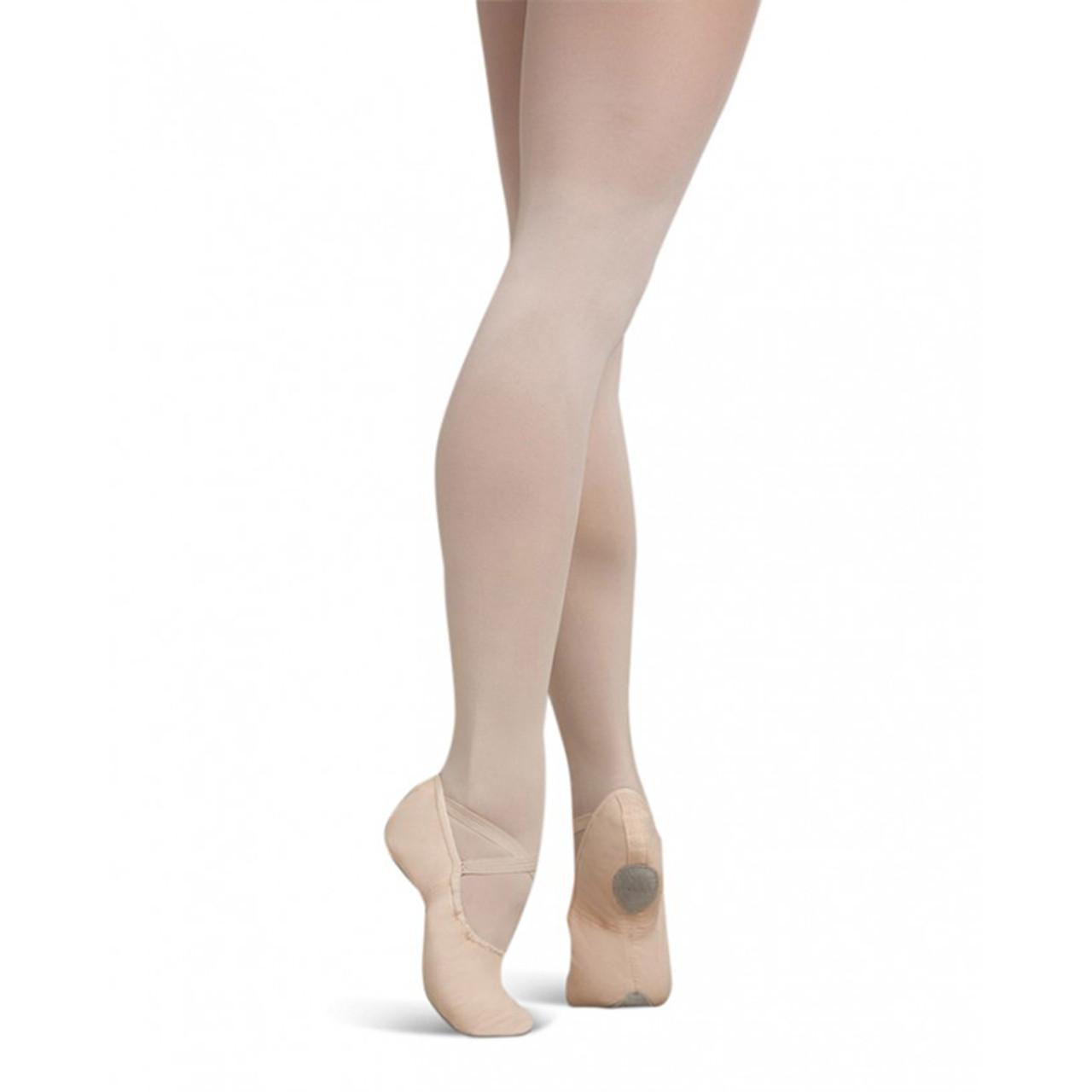 d0a12bd20ab Capezio Cobra Canvas Ballet Shoes
