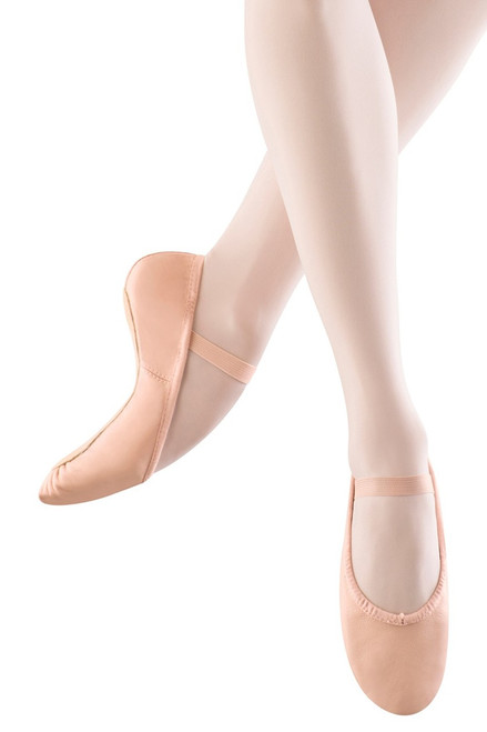 Bloch Dansoft Full Sole Ballet Shoe | Girls