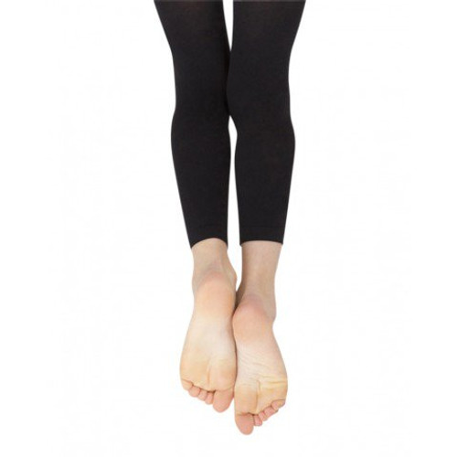 Capezio Ultra Soft Hip Rider Capri Tights | Girls