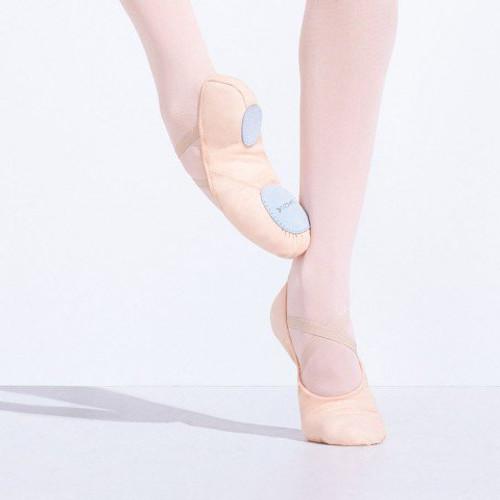 Capezio Canvas Juliet Ballet Shoes | Adult
