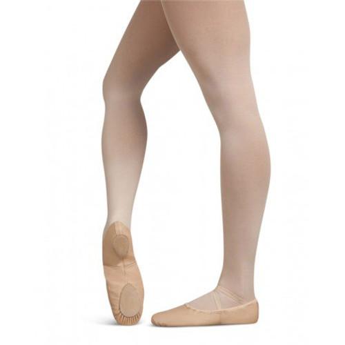 Capezio Cobra Leather Ballet Shoe | Adult