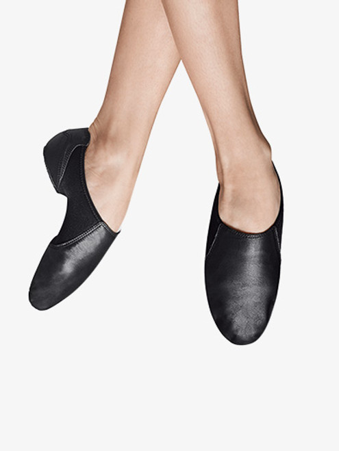 Bloch Spark Leather Jazz Shoes | Childrens