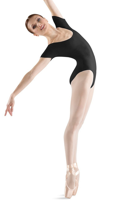 Bloch Cotton Short Sleeve Leotard | Adult