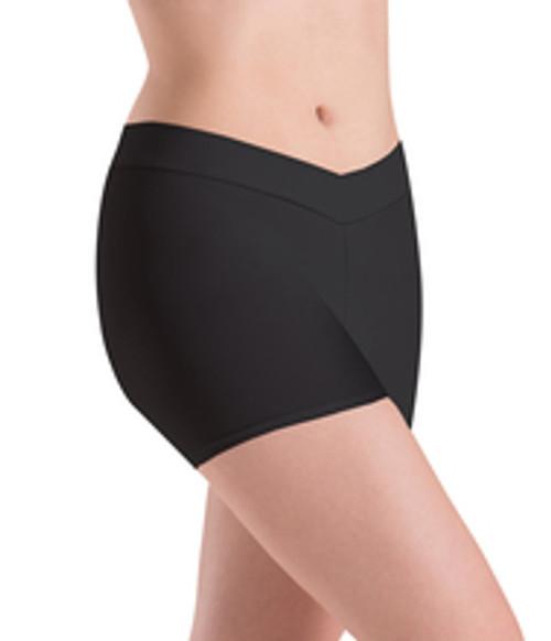 Motionwear V-Waist Shorts | Girls