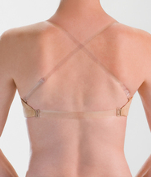 Motionwear Removable Cup Convertible Strap Bra