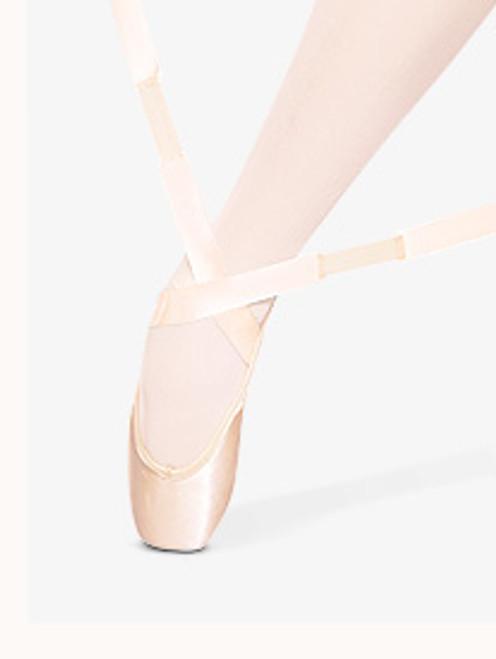 Bunheads Flexers Professional Pink Ribbon