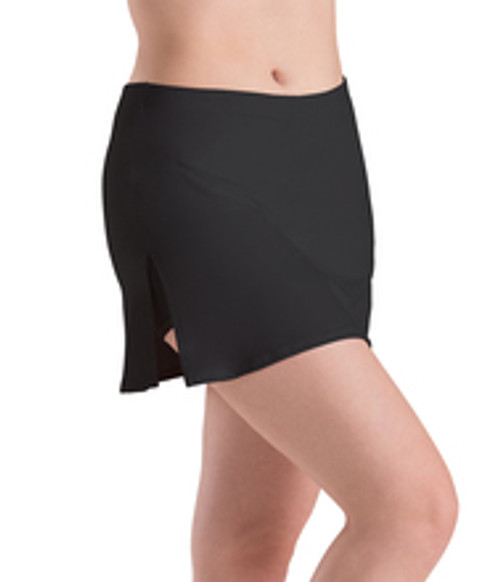 Motionwear Side Slit Skort | Girls