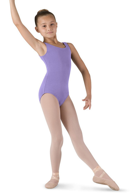 Bloch Cotton Tank Leotard | Girls