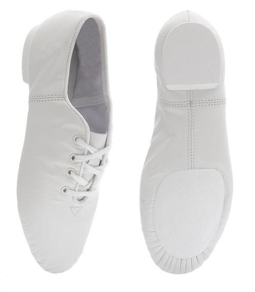 Capezio All Leather Split Sole Jazz Shoe | CLEARANCE