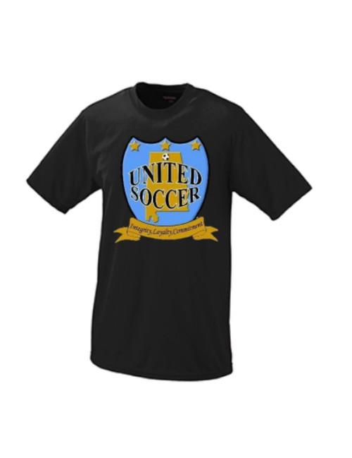 Short Sleeve Wicking Performance Shirt (Practice Jersey)