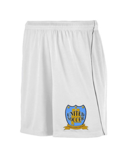 Boys and Mens Wicking Soccer Shorts