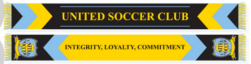 2018-19 USC Commemorative Scarf