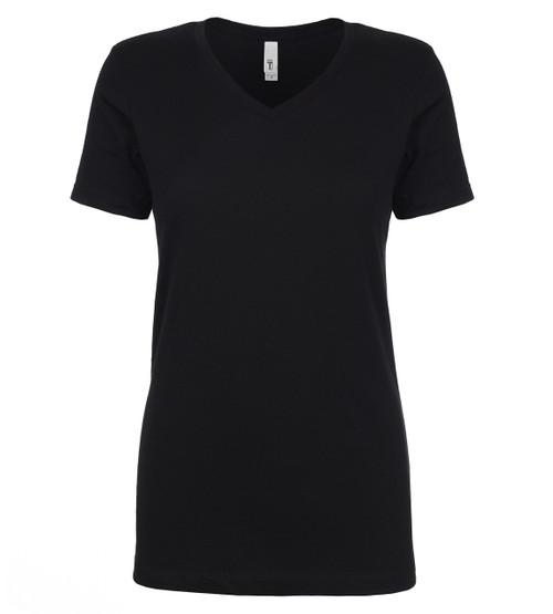 Ladies' Ideal V-Neck (50/50)