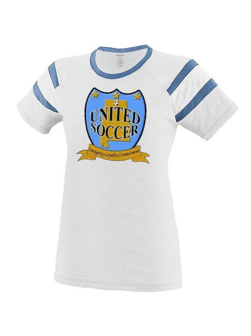 Short Sleeve Fanatic Shirt (Girls & Ladies)