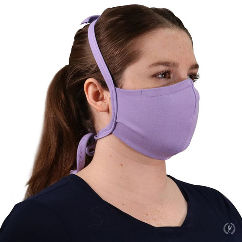 Eurotard PPE reusable fabric mask and N95 cover