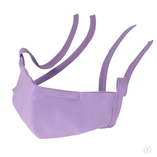 YOUTH one size Eurotard PPE reusable fabric mask and N95 cover