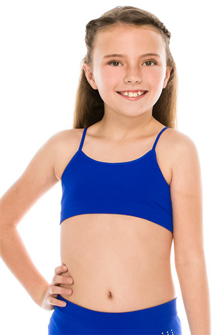 IDEA Kids' Strappy Bra | One Size