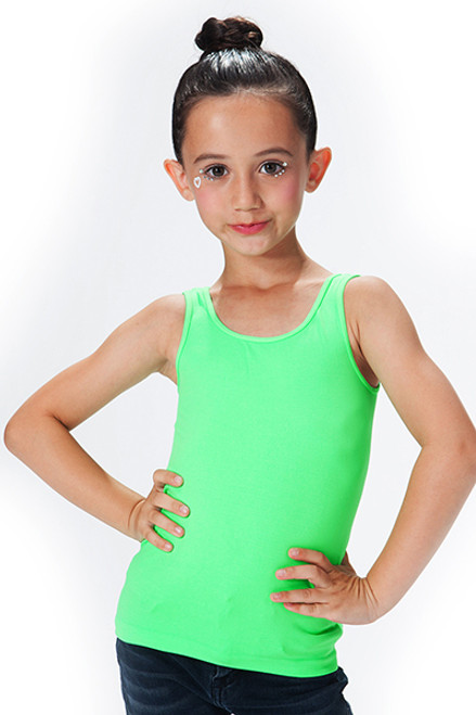 IDEA Kids' Jersey Tank Top | One Size