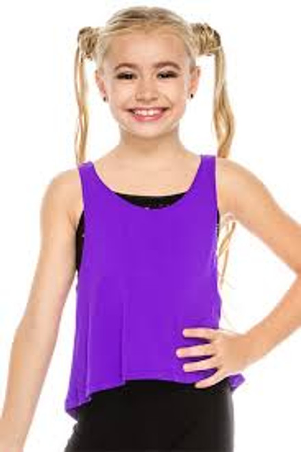 IDEA Kids' Jersey Tank Top (loose fit) | One Size
