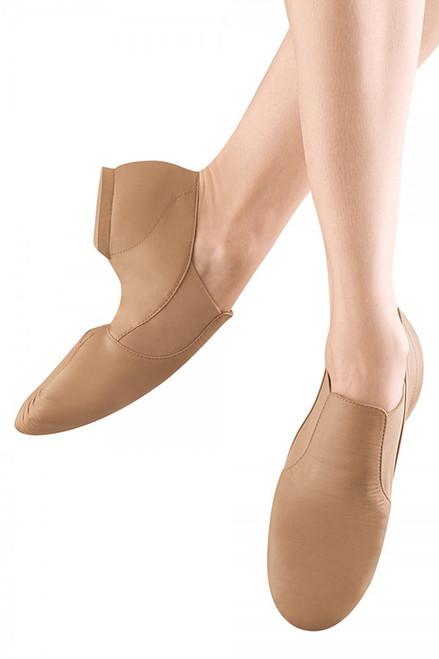 Bloch Elastabootie Jazz Shoe   Adult