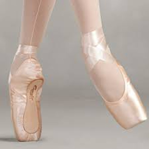 Capezio Glisse Pointe Shoes