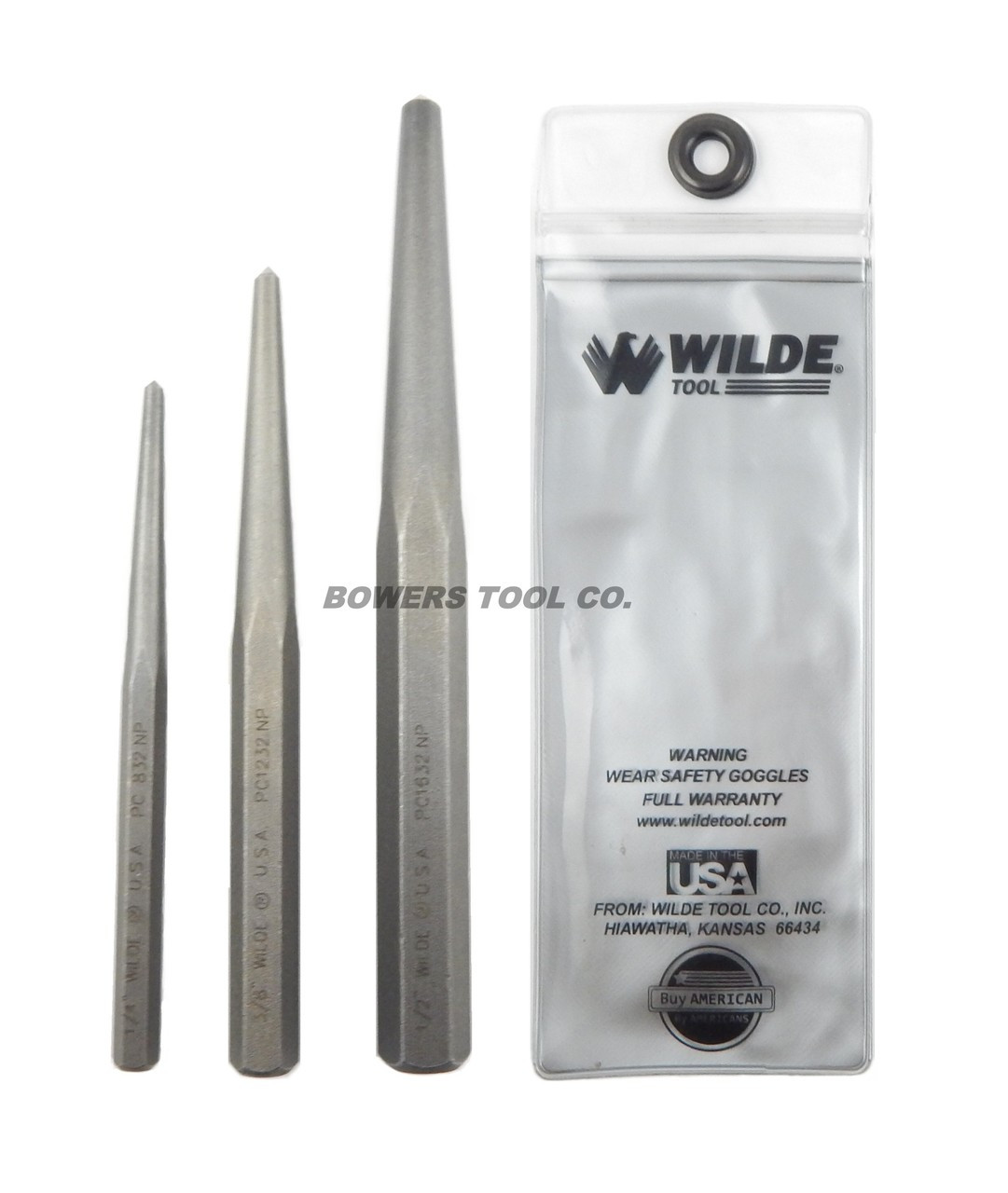 Wilde Tool RH1232-9 Rolling Head Pry Bar 9