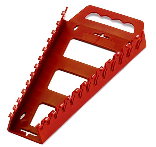 Hansen Qick-Pik SAE Standard Wrench Tray Rack Holder Made in USA