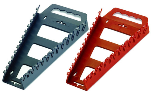 Hansen Qick-Pik Metric & SAE Wrench Rack Tray Holder Organizer Set MADE IN USA