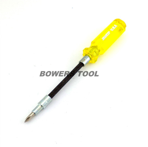 """Jawco 7"""" Flexible #1 Phillips Screwdriver Flex Obstruction Driver MADE IN USA"""