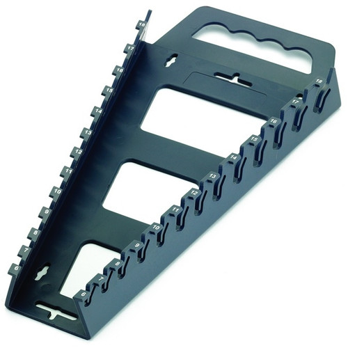 Hansen Qick-Pik Metric Wrench Tray Rack Holder Made in USA