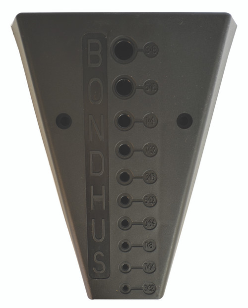 """T-Handle SAE Wrench Stand Tray Bondhus Universal Standard 3/32-3/8"""" Made in USA"""