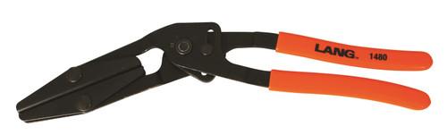 """Lang 13"""" Hose Pinch Pliers Offset Self Locking Large Size Made in USA 1480"""