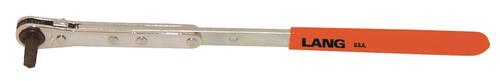 "Lang Ratcheting Intake Manifold Wrench for Harley Davidson Motorcycles 1/4"" 5530"