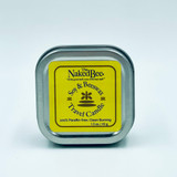 Naked Bee Square Candle Tin