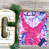 Simply Southern Beach Cover Up Rain Forrest Pattern