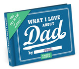 Knock Knock FITL Book Love About Dad