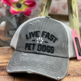 Simply Southern Pet Dogs Cap