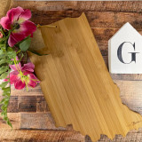 Indiana Cutting and Serving Board