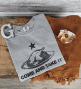 Come and Take It Turkey Comfort Tee