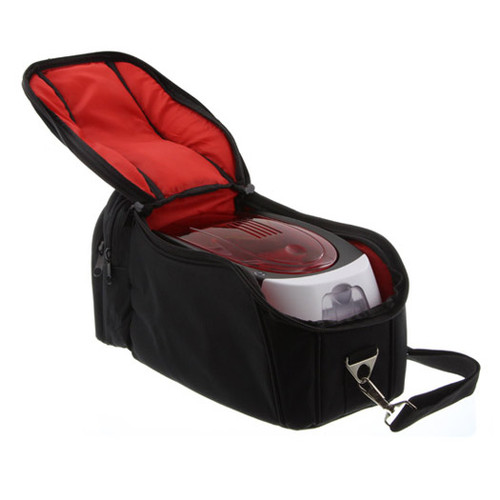 Evolis A5311 Badgy Travel with shoulder strap and hand strap