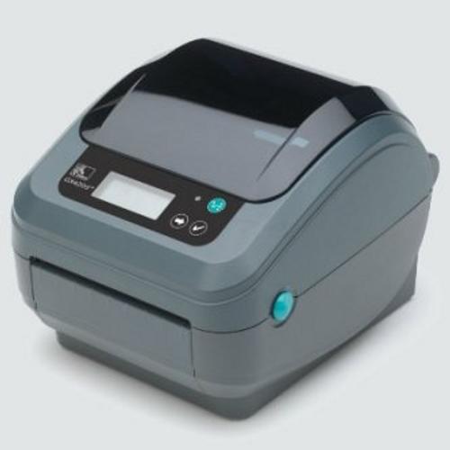 Zebra GX42-102511-000GX420T, TT Printer, 203dpi, US Cord, EPL2, ZPL II, USB, Serial, Centronics Parallel, Dispenser (Peeler)
